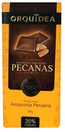 Chocolate Orquidea 35